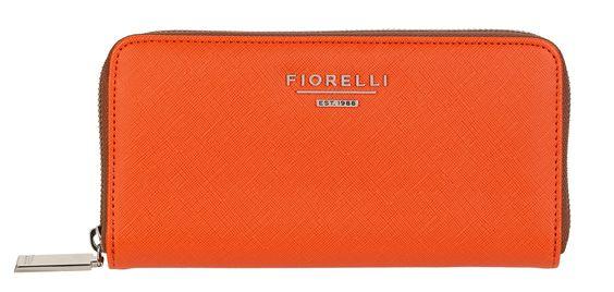 Fiorelli Evelyn Purse. Get it here http://www.lesleyashworth.co.uk/purses/fiorelli-evelyn-large-zip-around-purse-orange-fs0752.html
