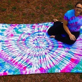 Welcome to Huladized! A place full of fun, magic, and wonder. Check out our ever growing collection of tie dye shirts and tapestries! Shop expansion of