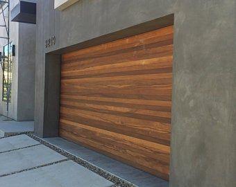 Carriage House Style Vinyl Garage Door Decal Kit Faux Windows Hardware In 2020 Custom Wood Garage Doors Wooden Garage Doors Contemporary Garage Doors