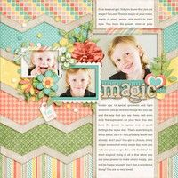 Gallery Projects - Scrapbooking - Two Peas in a Bucket