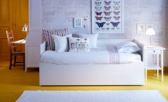 HEMNES Day-bed ikea - Google Search