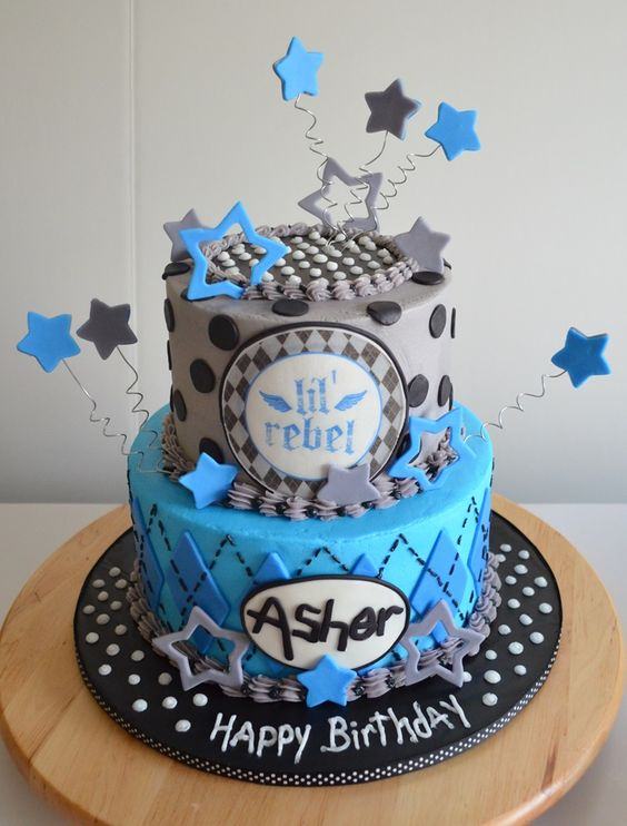 Lil Rebel Cake