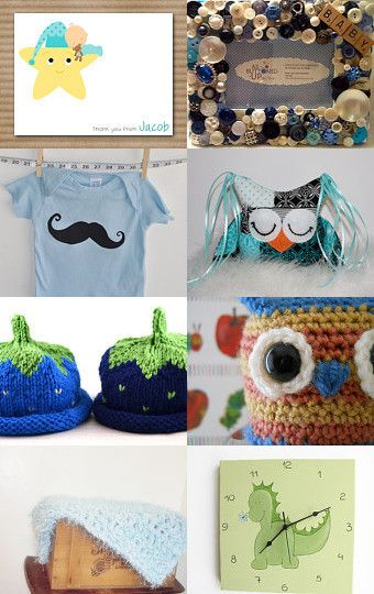 Great baby items!