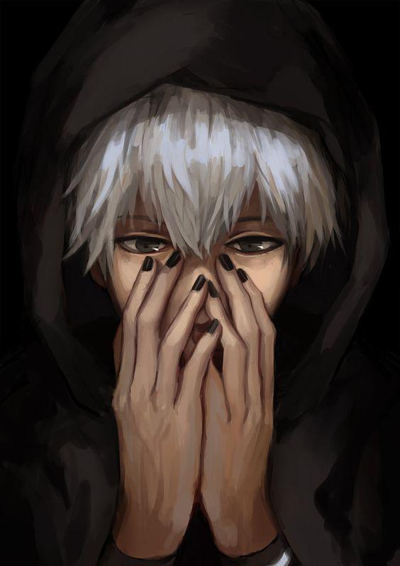 Kaneki by kahmurio.deviantart.com on @DeviantArt:
