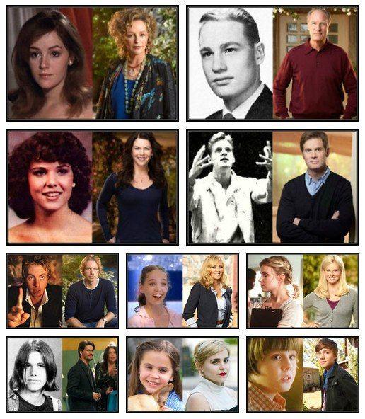 Parenthood Then and Now **Good news! NBC has renewed ... Parenthood Cast