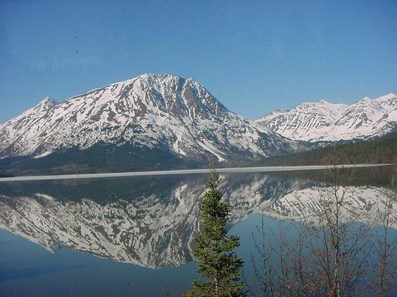 Mirror Image, Alaska