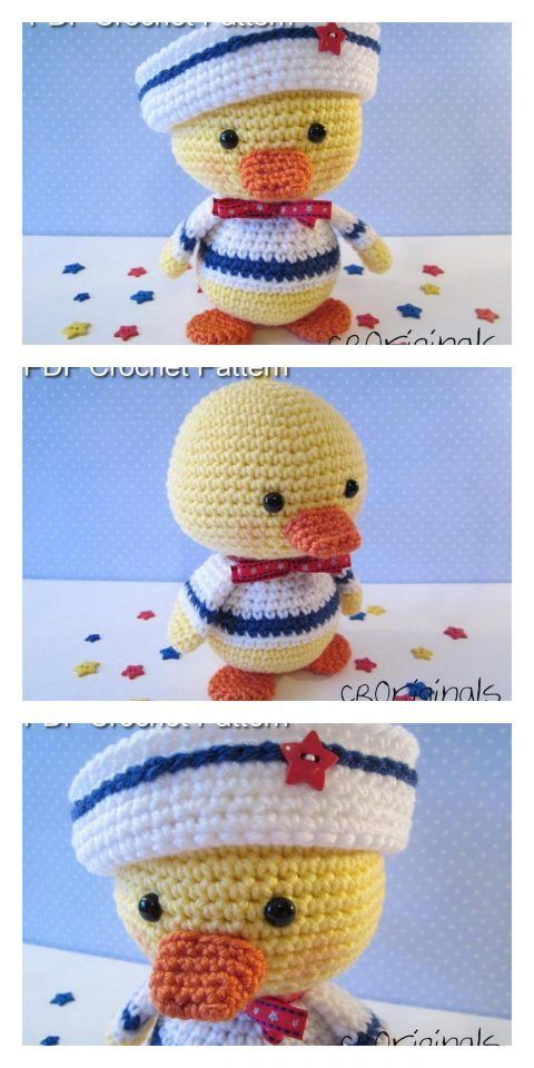 19 Beginner Amigurumi Patterns (Unbelievably Cute ... | 960x480