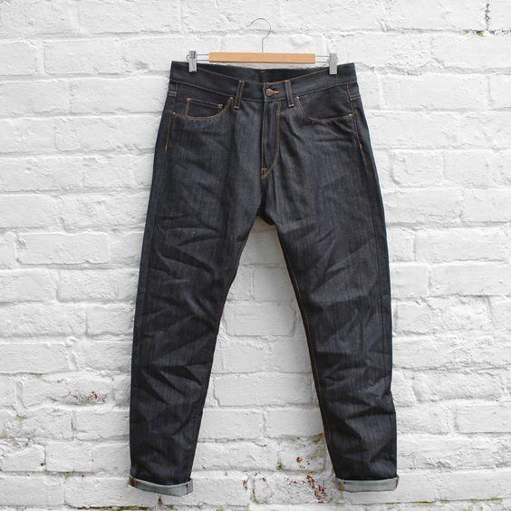 Carhartt Vicious Pant  Blue Rigid - £64.99