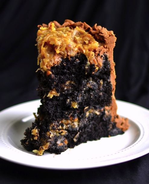German Chocolate Cake Filling Ideas