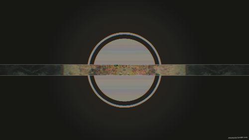 Glitch art abstract webpunk glitch art minimalism circle abstract 1920x1080 line