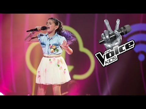 Raya Telephone The Voice Kids 2017 De Finale Youtube Lady Gaga Beyonce The Voice