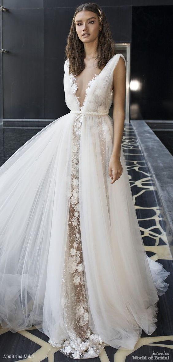 25 Unique Ideas about Nontraditional Wedding Dress