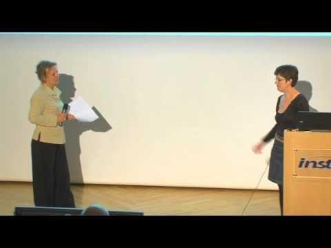 Dyspraxie : quand le cerveau s'emmêle. Conférence Cyclope du 12/06/2012 par Par Caroline Huron, chercheuse en sciences cognitives au CEA-I2BM (Institut d'imagerie biomédicale).