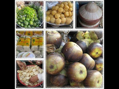 Những món quà đến từ cây thốt nốt