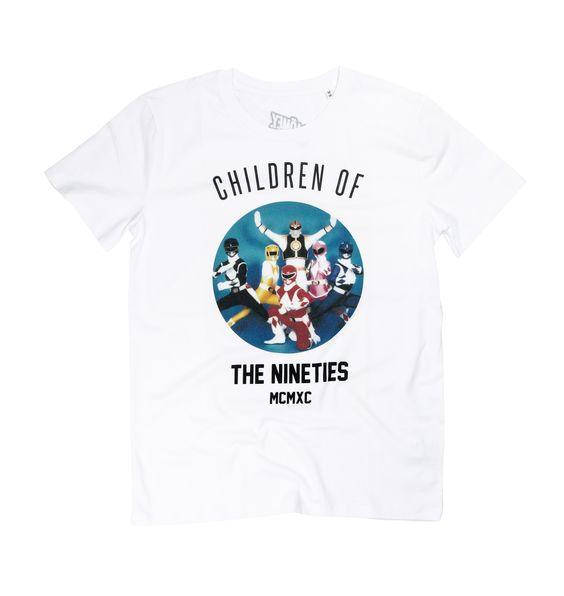 T-shirt Power Rangers by DAÖMEY CLOTHING | Shop on: https://grafitee.us/s/t-shirts/589-t-shirt-power-rangers.html | #tshirt #fashion #clothing #apparel #grafitee #shopindie