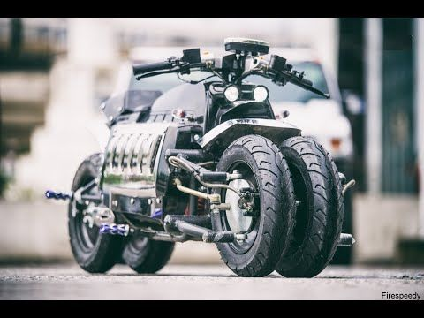 Dodge Tomahawk Fastest Bike In The World 420 Mph 2020 In 2020