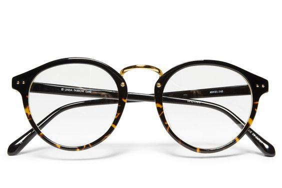 a pair of sleek specs