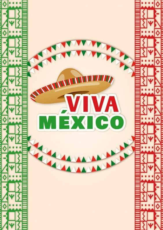 Viva Mexico | Urlaubsgrüße | Echte Postkarten online versenden | MyPostcard.com