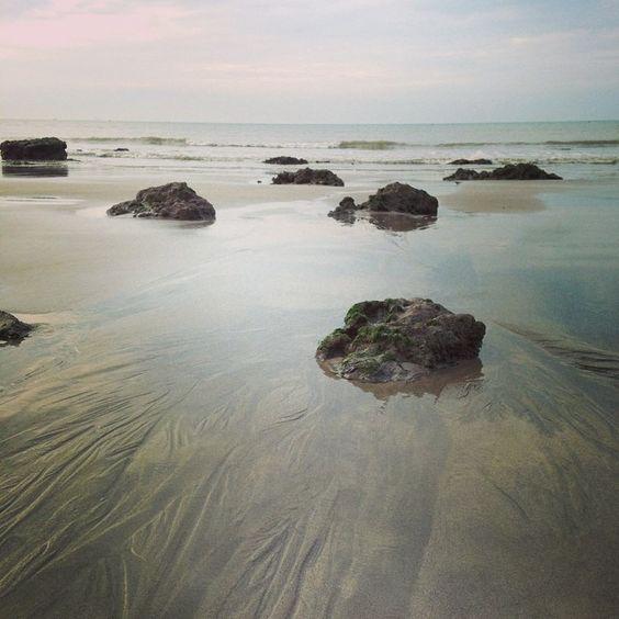 Plage à marée basse - ©ashtrayjune