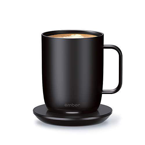 Ember Temperature Smart Mug 2 14 Oz Black Heated Coffee Mug Walmart Com In 2021 Mugs Coffee Mugs Stainless Steel Coffee Mugs