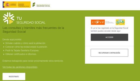 La Seguridad Social pone hoy en marcha el nuevo simulador para calcular la futura pensión en la web. Se podrá estimar las cuantías con la jubilación ordinaria, anticipada o demorada.
