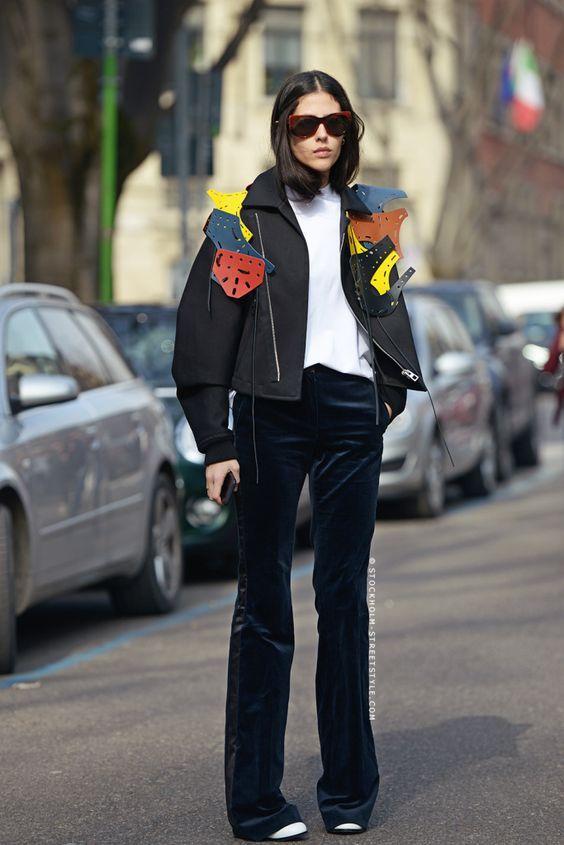 Via Della Moda #della Recentemente ho scoperto perché amo tanto lo street style della settimana della moda di Milano e il motivo non è solo il patrimonio sartoriale del...