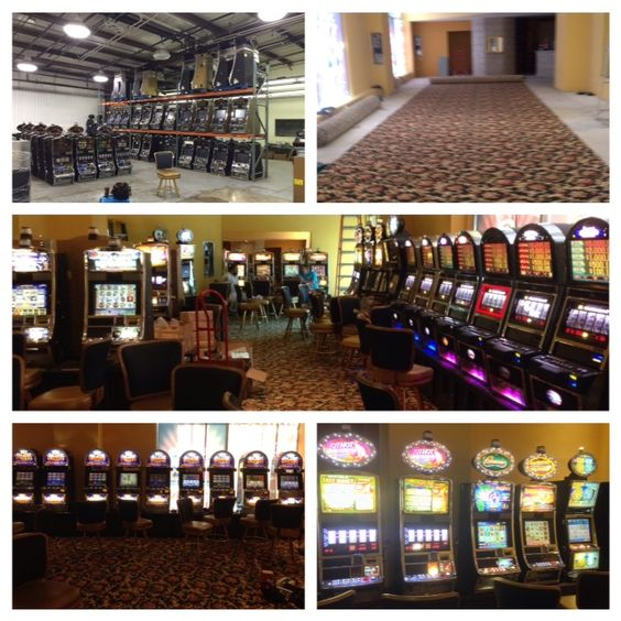 Ohio River Slots - Largest Slot Machine Wholesaler in Midwest
