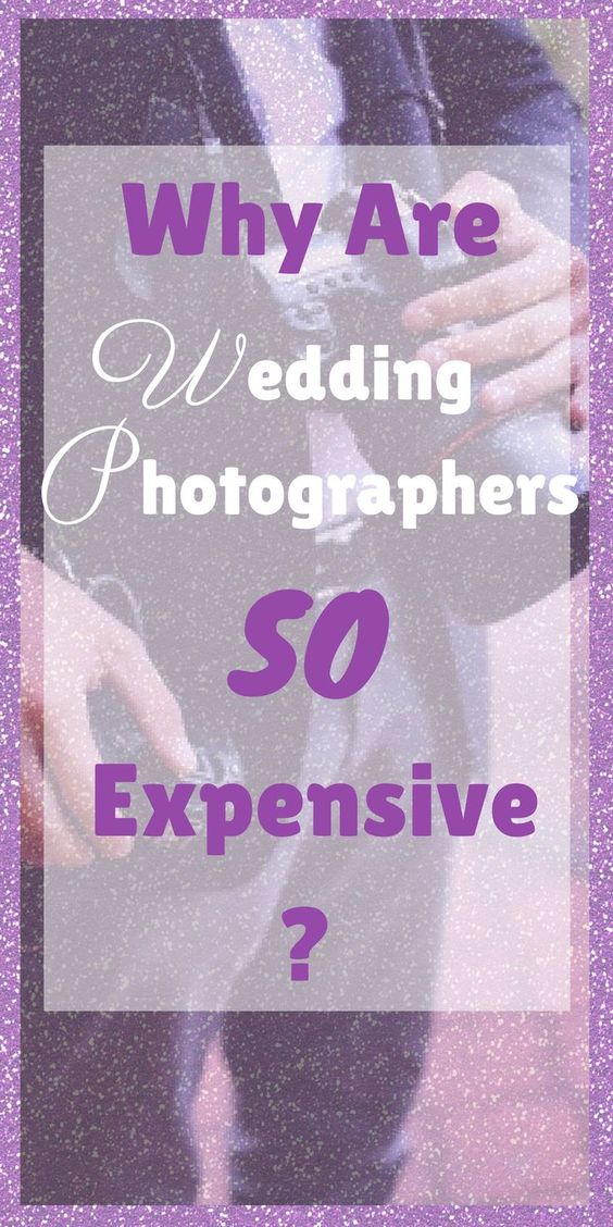 Why are wedding photographers so expensive? The truth behind wedding photography pricing, how much it should cost and understanding what you're paying for.