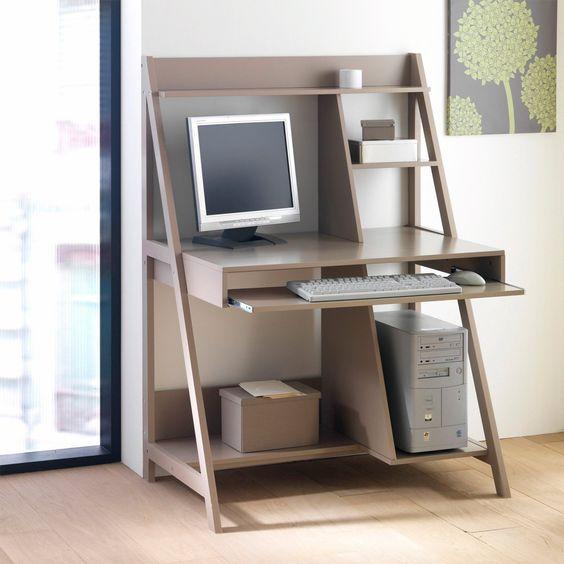 bureau informatique autre for the home pinterest bureaus. Black Bedroom Furniture Sets. Home Design Ideas