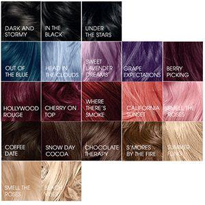 Color Sensation Hair Color Cream 6 17 Out Of The Blue Soft Teal Blue Rite Aid Hair Color Hair Color Cream Garnier Color Sensation
