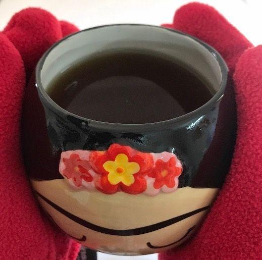 نهار جمعة سعيد كوب فريدا قفلز الشتاء Instagram Posts Glassware Tableware
