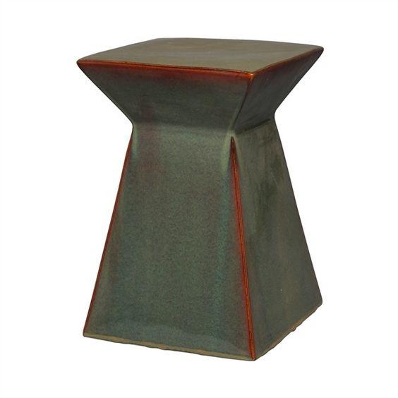 Emissary Upright Stool/Table