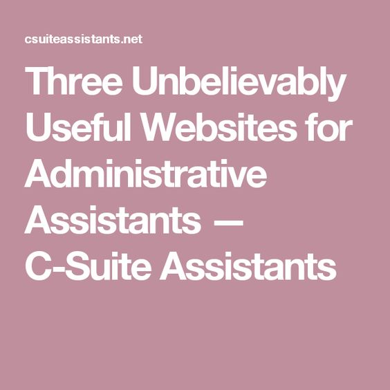 Tips and Skills for Administrative Assistants Doing Your Job - executive assistant skills
