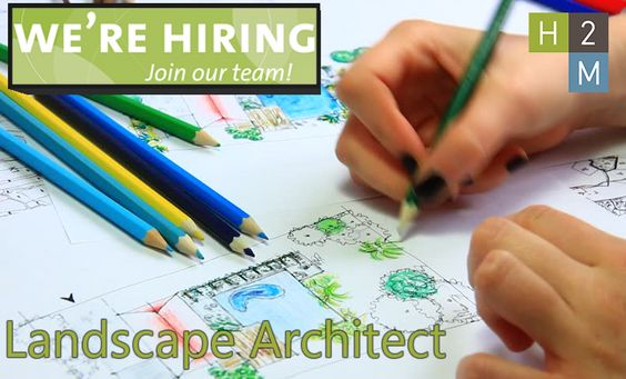 We Re Hiring Landscape Architect 3 Years Of Experience