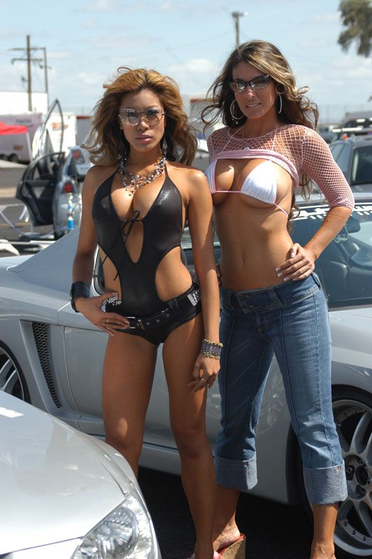 Girl Car Beautiful Models And Wallpapers On Pinterest