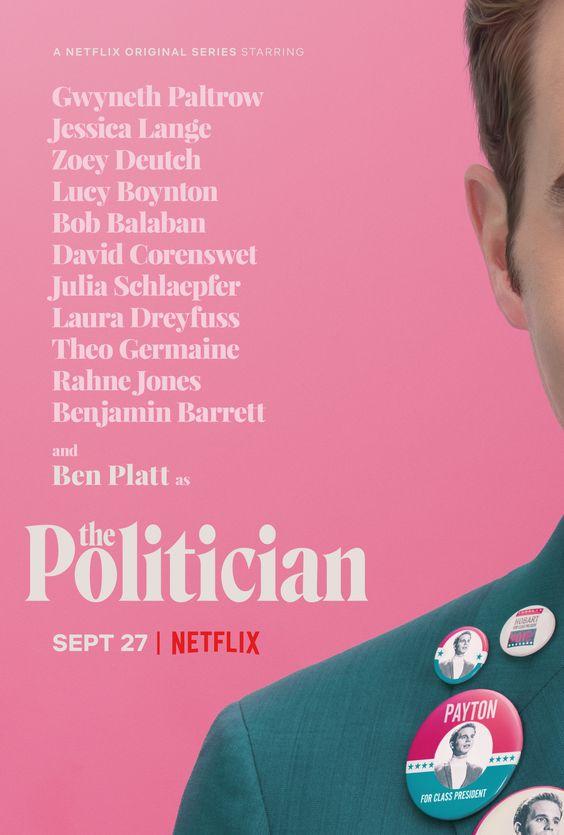 When Will Ryan Murphy's The Politician Be on Netflix?   POPSUGAR Entertainment