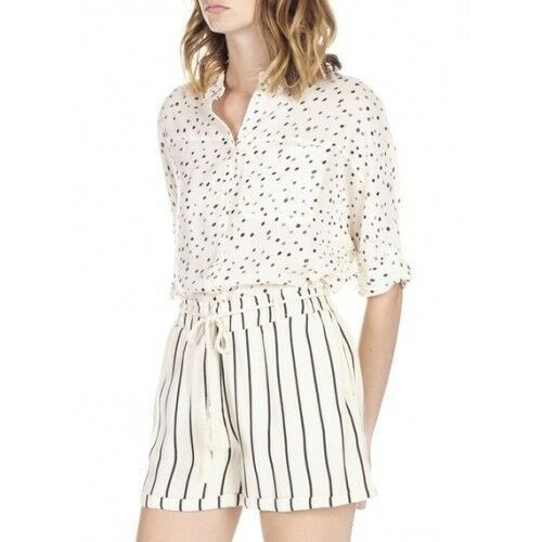 Ebay Link American Vintage Beywell Short Sleeve Shirt Cream Size Xs S Dh088 Oo 11 Fashion Clothing Shoes Accessories Wome Tops Clothes For Women Fashion