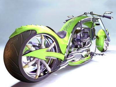 Para los amantes de las motos tuneadas!