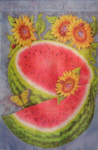 13400FL Watermelon & Sunflowers Large Flag Evergreen,http://www.amazon.com/dp/B004Z8YU2C/ref=cm_sw_r_pi_dp_FSfttb0KYBVJ4BWQ