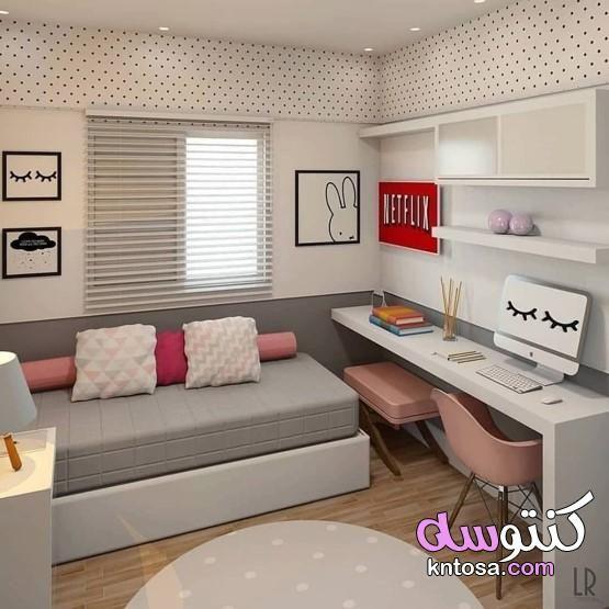ديكورات غرف نوم بنات كبار Small Apartment Bedrooms Large Bedroom Layout Bedroom Decor