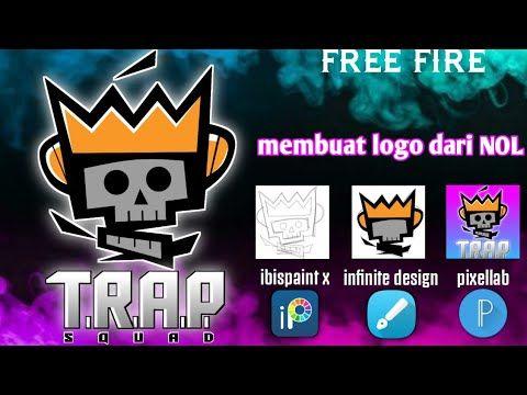 Tutorial Cara Membuat Logo Esport Free Fire Di Android Youtube