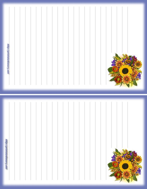free printable stationery free online writing paper power hour free ...