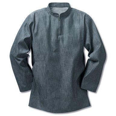 Mönchischer Arbeitskittel | Arbeitsbekleidung