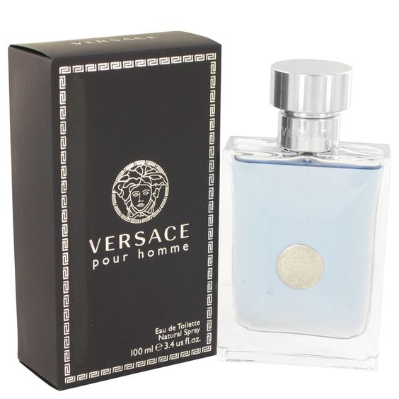 Versace Pour Homme Cologne by Versace, An exciting and modern twist on a classic aromatic/fougere for men, this masculine contemporary scent was created by master perfumer alberto morillas. Top notes are citruses, neroli, bergamot and petit grain; middle notes are hyacinth, clary sage, cedar and geranium; base notes are tonka bean, musk and amber.All products are original, authentic name brands. We do not sell knockoffs or imitations.   Shop this product here: spreesy.com/cuzskyesaidso/60…