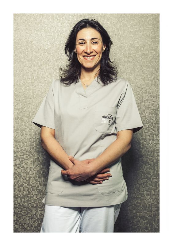 Doutora Patrícia Almeida - Médica Dentista