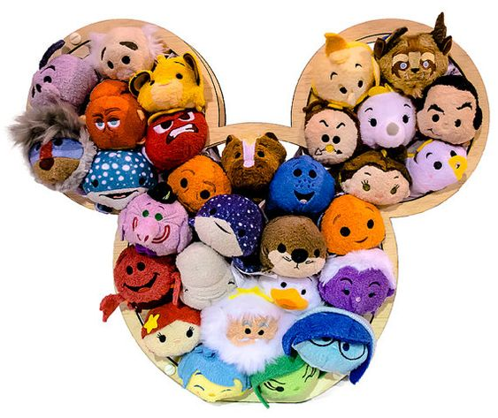 Within the past year, we have seen a ton of new Tsum Tsums hit the market. Are you a collector? How do you display all of your Tsum Tsums? Well, if you haven't quite figured out a good display method yet, this find is definitely for you! The Mickey head islaser cut from 1/4″ thick …