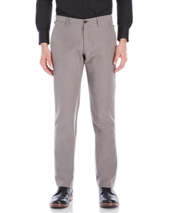 Armani Collezioni Flat Front Trousers