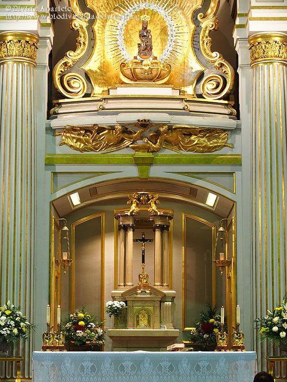 Basílica De La Virgen De Atocha A Mayor Madrid Ciudad Ciudades Virgen