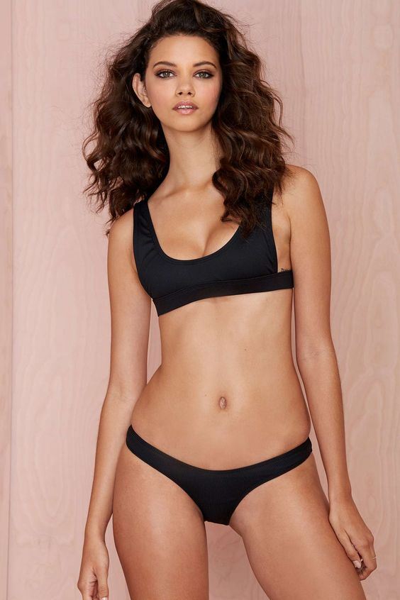 Minimale Animale The Tides Bikini Bottom | Shop Swimwear at Nasty Gal