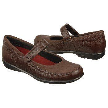 Aetrex Berries Mary Jane Shoes (Cocoberry) - Women's Shoes - 7.0 W